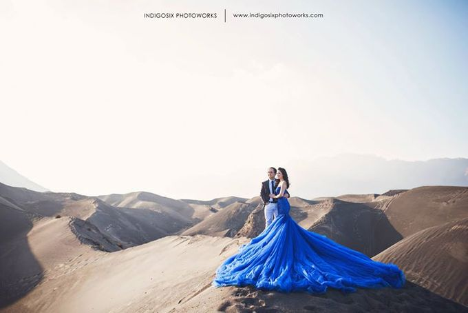 prewedding teaser by yan and elsa by The Penthouse Dress - 001