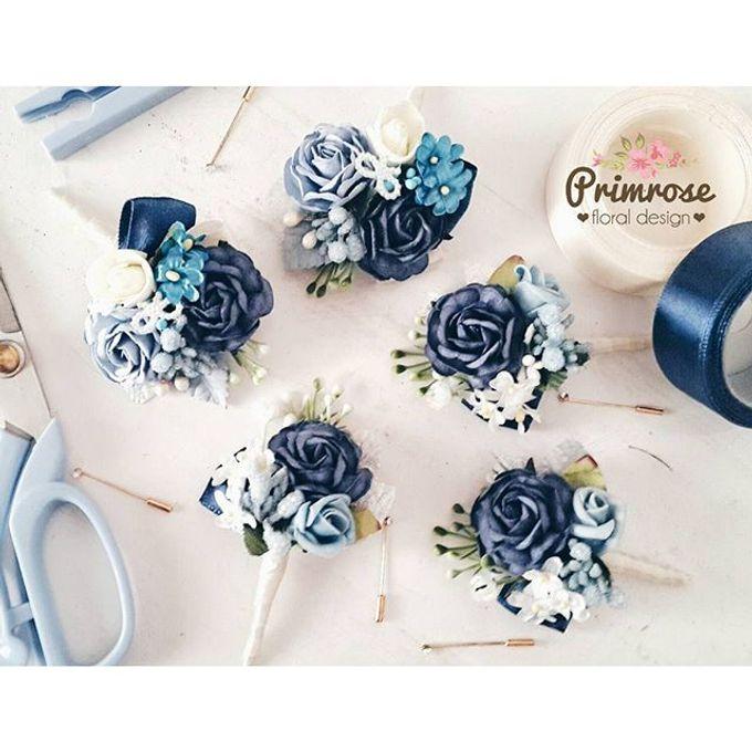 Boutonniere & Corsage by Primrose Floral Design - 021