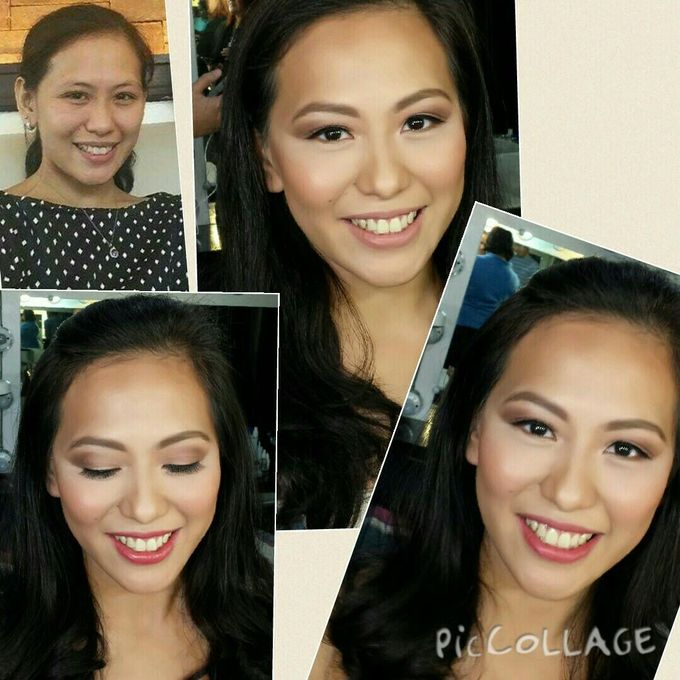 More Airbrushed Fabulous BRIDES by Makeupbykristine - 001