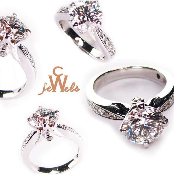 Custom made  by CW Jewels - 025