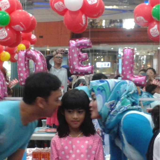 Inez Tagor Daughter Bday Party by LaVie - Event Planner - 001