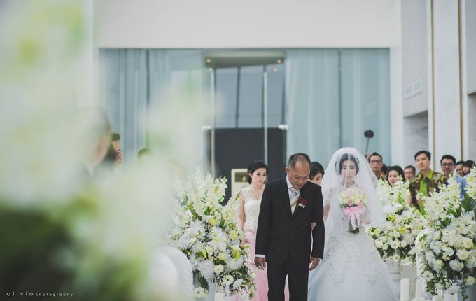 HARTONO & INTAN The Wedding by PRIDE Organizer - 012