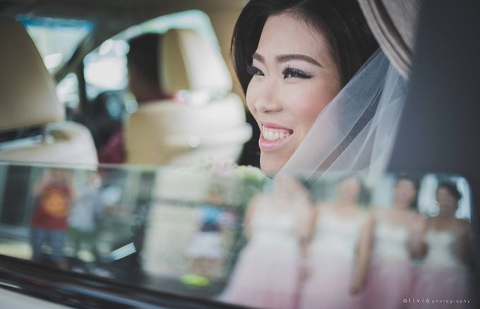 HARTONO & INTAN The Wedding by PRIDE Organizer - 010