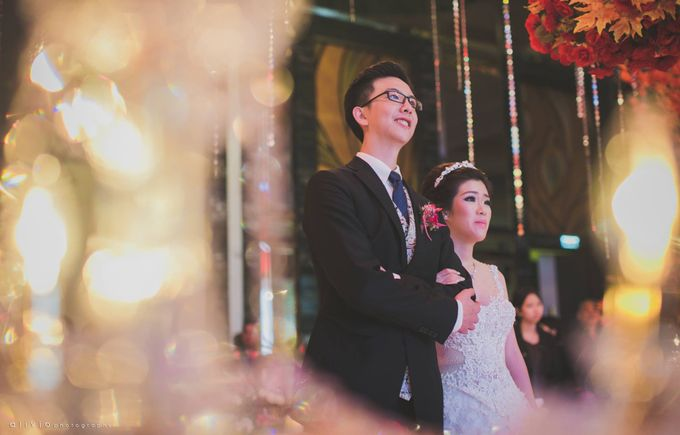 HARTONO & INTAN The Wedding by PRIDE Organizer - 018