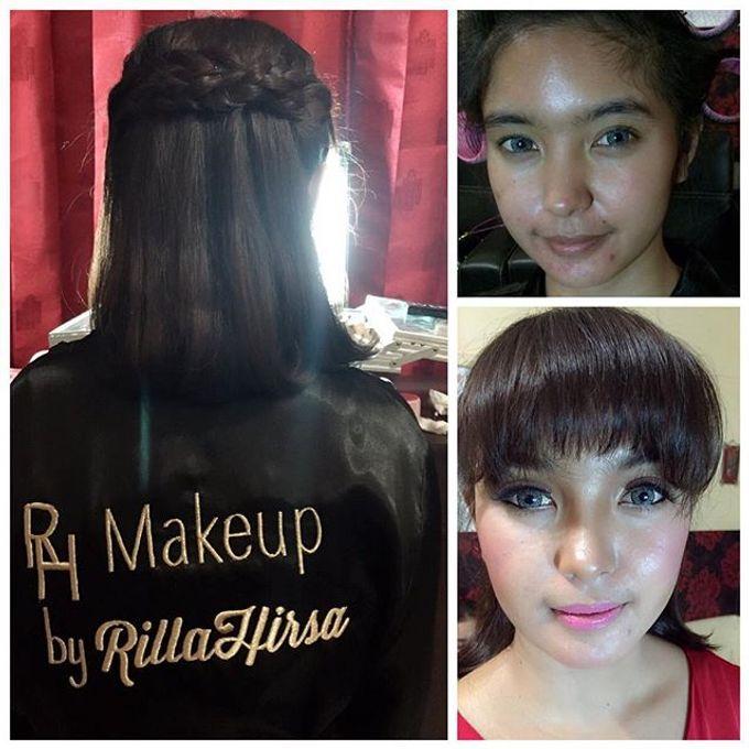 Bridesmaid makeup by RH Makeup - 009