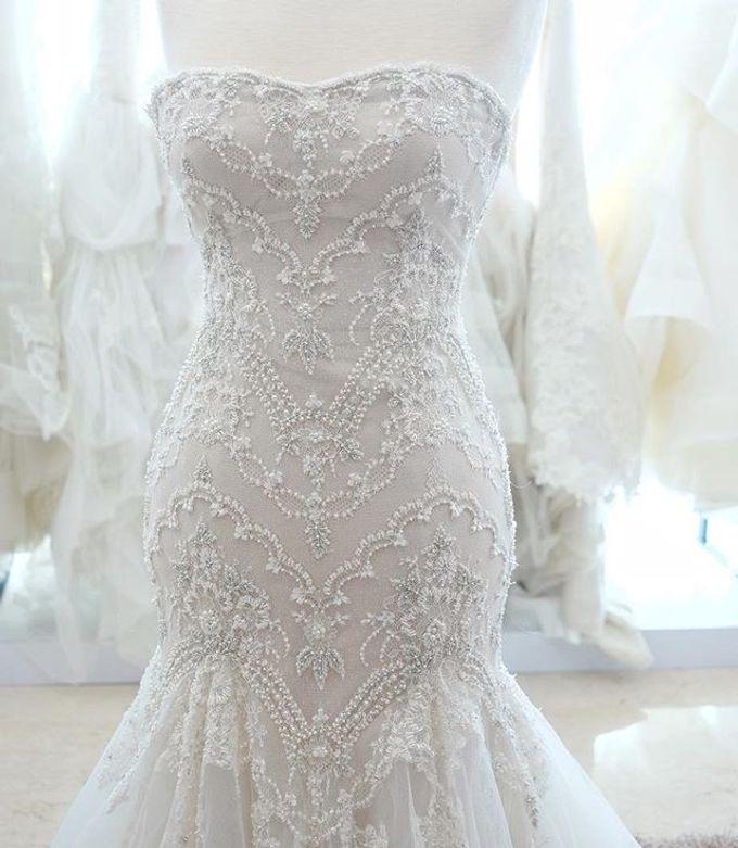 NEW ARRIVALS - WEDDING DRESS by LAMIIK BRIDAL - 026