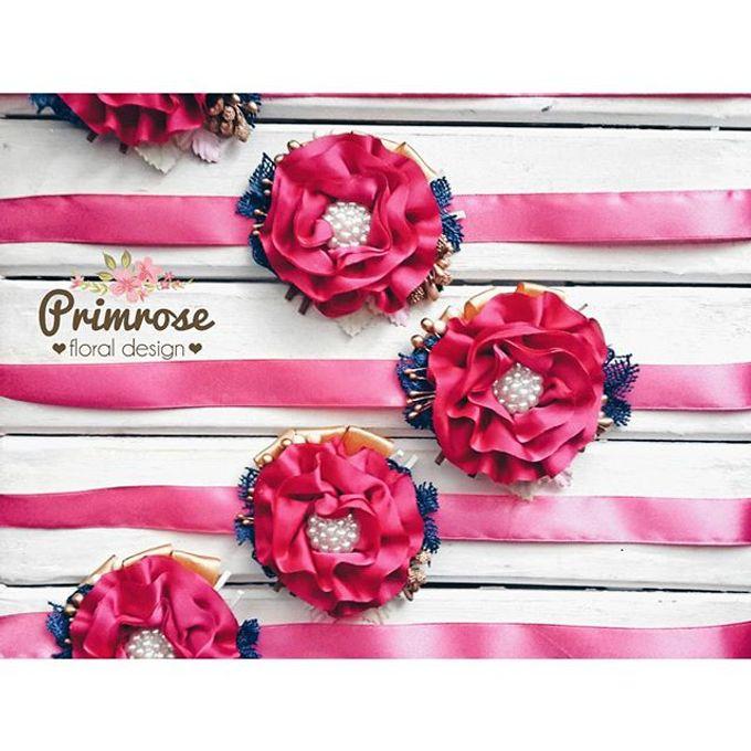 Boutonniere & Corsage by Primrose Floral Design - 020