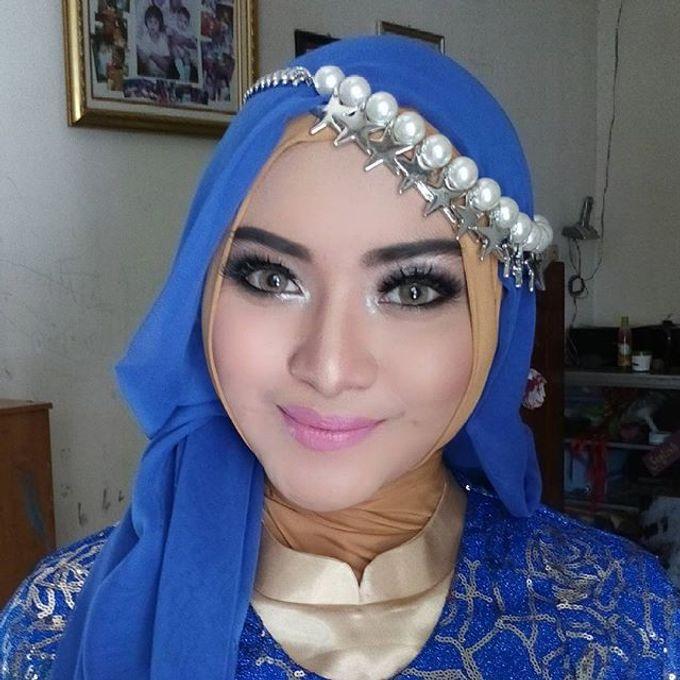 Make up and Hijab Stylist by OCIE Mua - 014