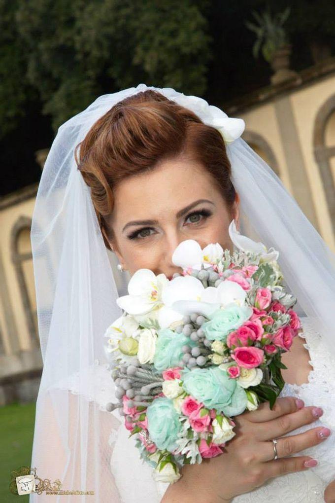 Cristina & Gabi Wedding by Adelina Popa - 001