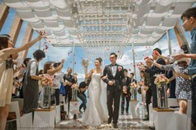 Lex & Tracy by Castlebell Wedding Mansion - 011