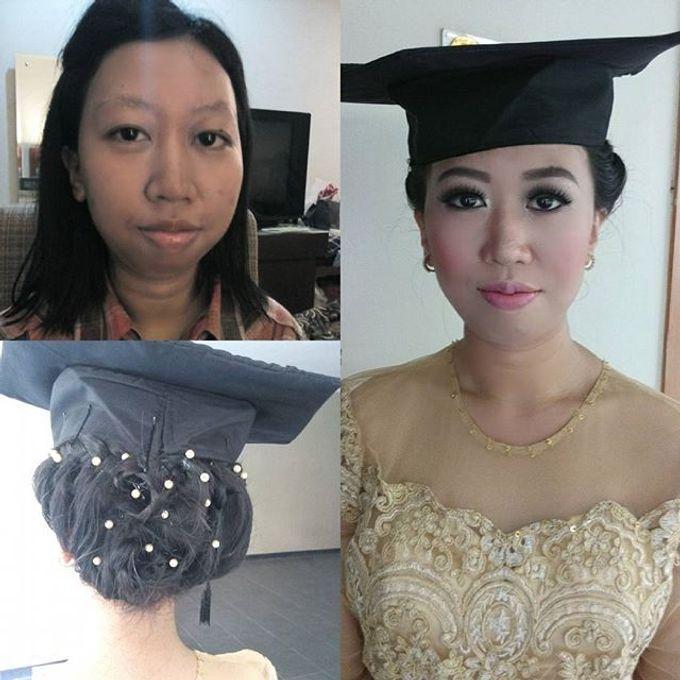 Make up and Hijab Stylist by OCIE Mua - 013