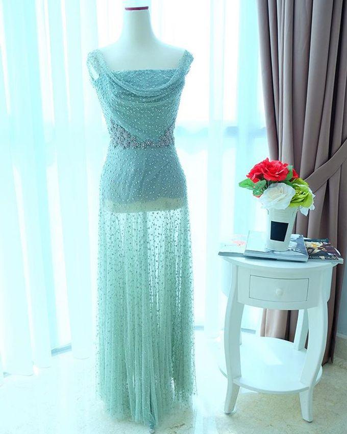 NEW ARRIVALS -EVENING DRESS by LAMIIK BRIDAL - 040