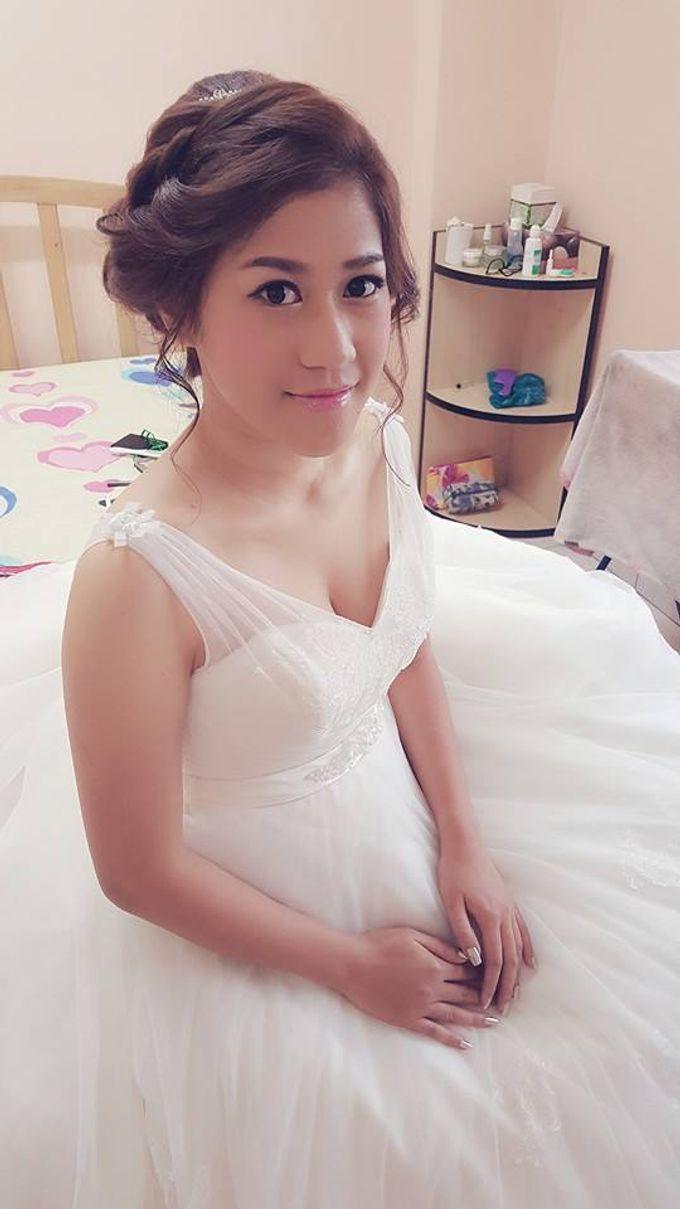ALLY CHOONG BRIDAL MAKE UP & HAIR STYLING by Ally Choong . Make Over - 017