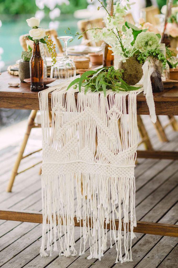 Catch Your Dreams Boho Wedding by Hari Indah Wedding Planning & Design - 034