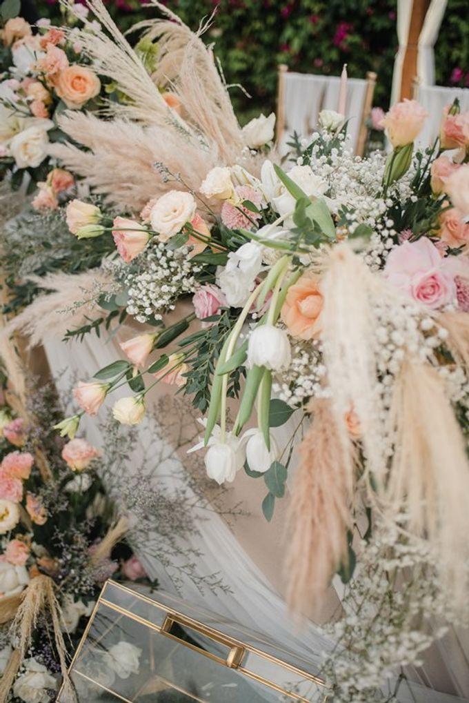 Wedding Asheeq & Vira by Bali Izatta Wedding Planner & Wedding Florist Decorator - 002
