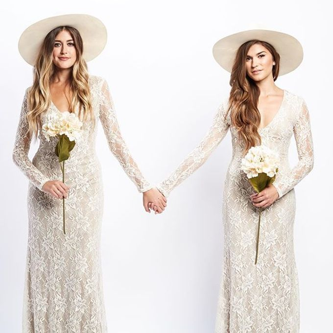 YEAR OF WHITE DRESSES by Year of White - 022