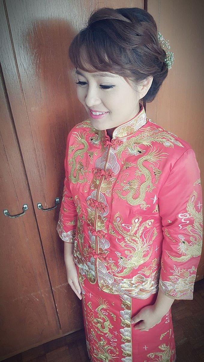 ALLY CHOONG BRIDAL MAKE UP & HAIR STYLING by Ally Choong . Make Over - 018