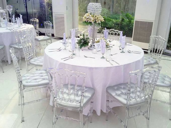 Ghost Chairs Set-up by Dyeni Trading - 007