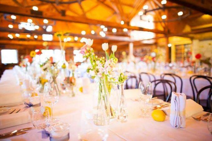 Bookbarn Wedding Decor by Fleuri - 007