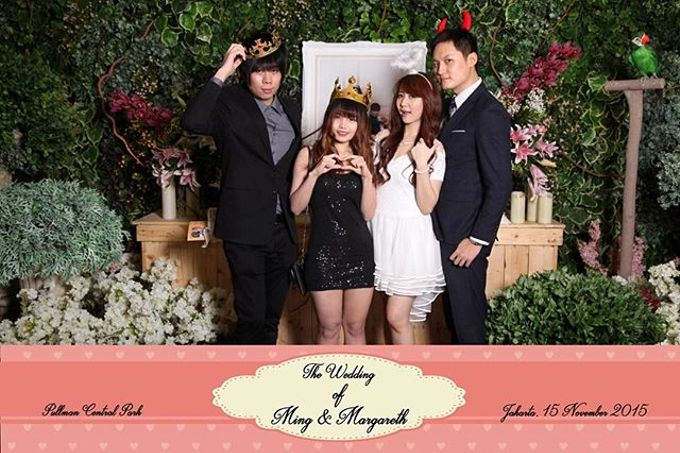 Wedding of Ming & Angel by Laserman show - 007