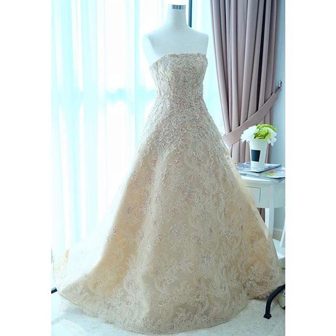 NEW ARRIVALS -EVENING DRESS by LAMIIK BRIDAL - 039