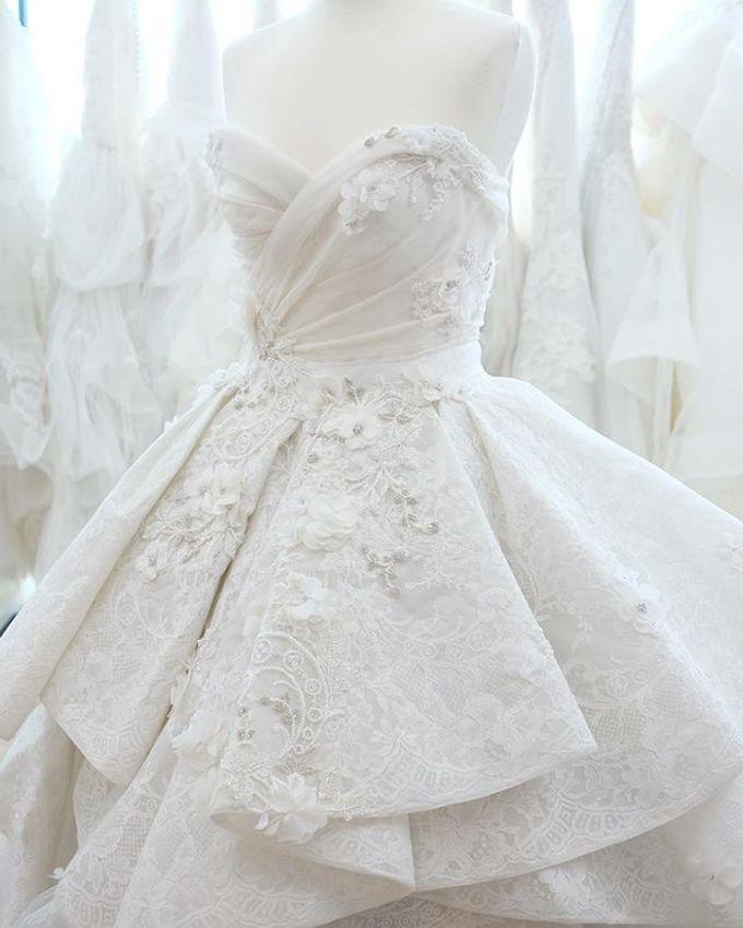 NEW ARRIVALS - WEDDING DRESS by LAMIIK BRIDAL - 025