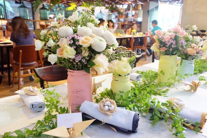 Shabby Chic Bridal and Baby Shower by The Bloomingbuds - 001