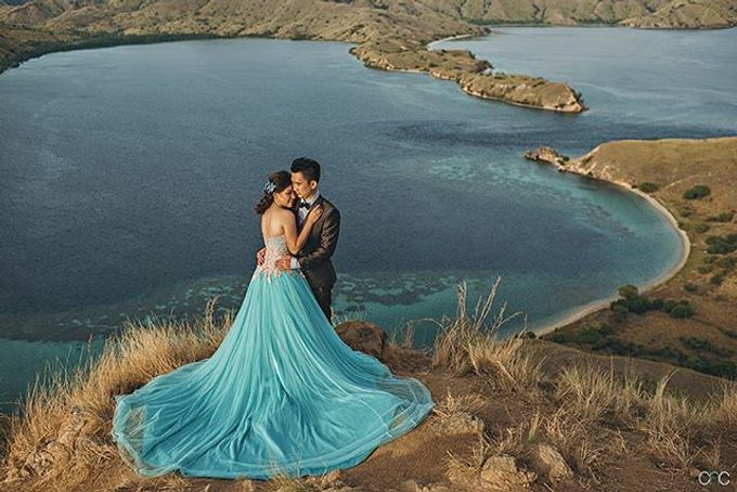 Best Of Prewedding by Hendra & Andre  by Cheese N Click Photography - 037