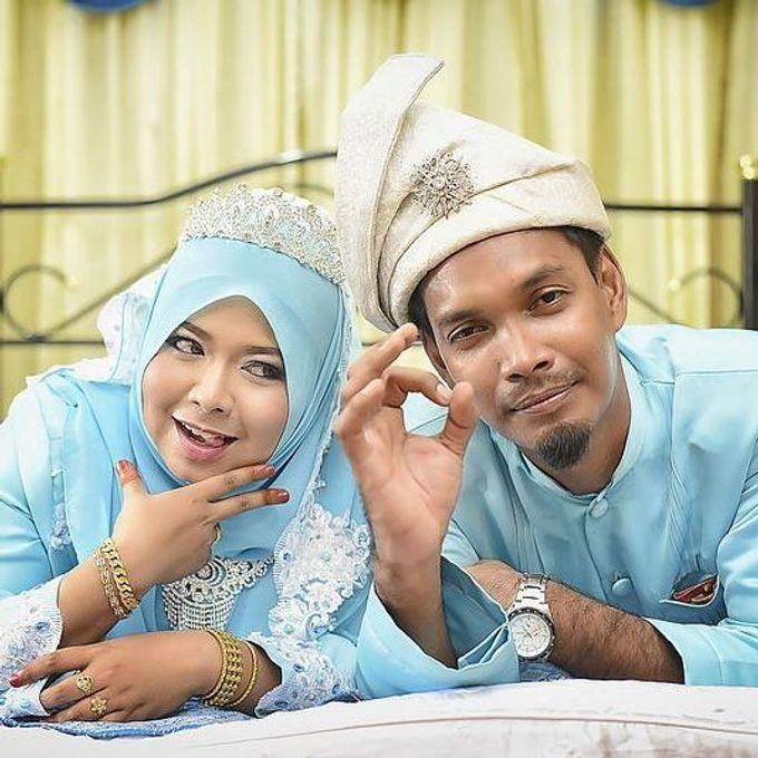 WEDDING FATIN AND AZIZAN by Opa Pakar Photography - 013