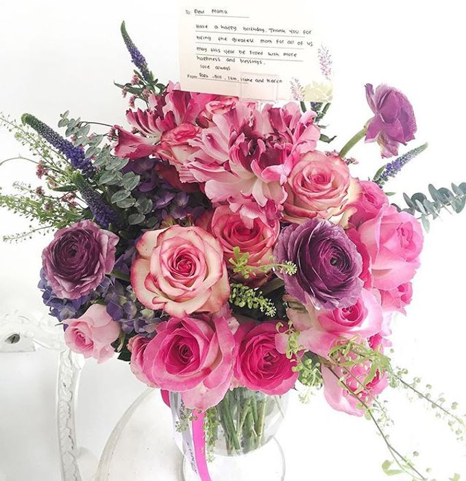 Flower Bouquets by Blooming Elise Flowers - 003