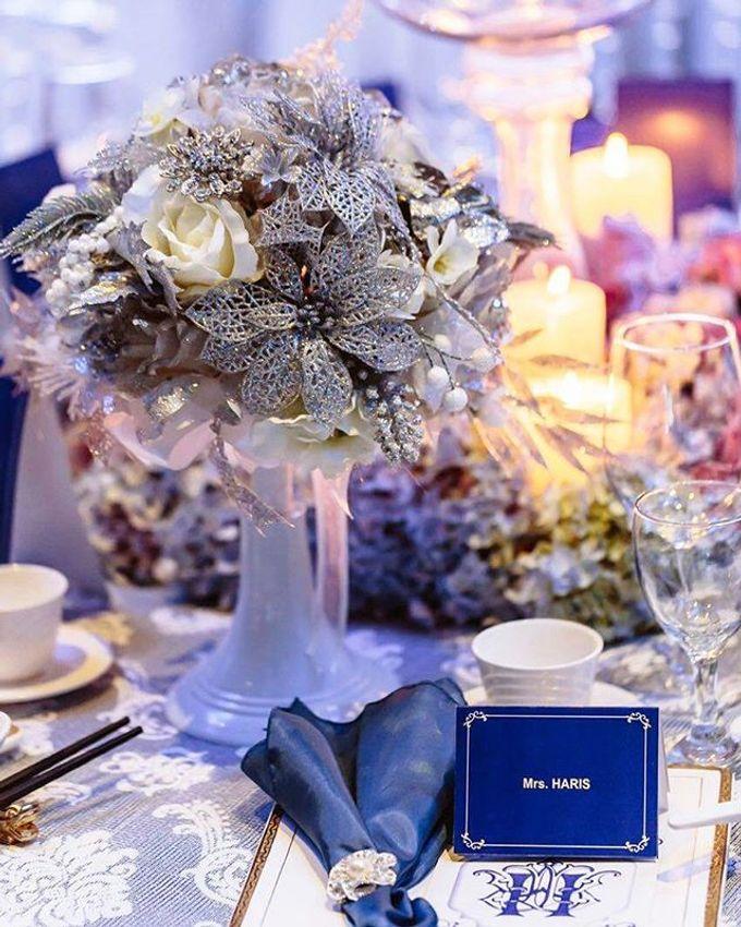 CHARME FAUX BOUQUET by LUX floral design - 019