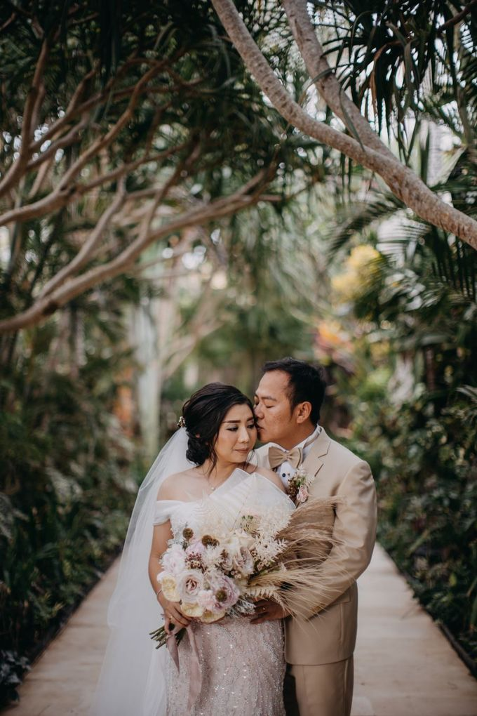 Eldon and Ivana Wedding on 14th December 2019 by The edge - 033