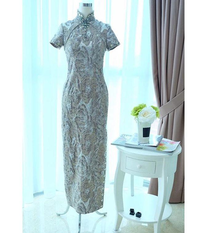 NEW ARRIVALS -EVENING DRESS by LAMIIK BRIDAL - 035