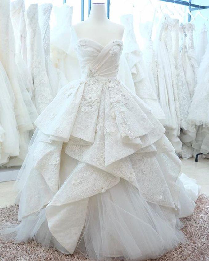 NEW ARRIVALS - WEDDING DRESS by LAMIIK BRIDAL - 024