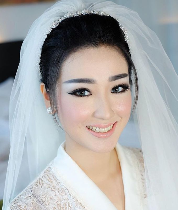 Wedding  by Fedya Make Up Artist - 042