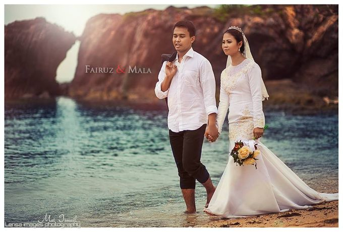 Wedding Outdoor by Lensa Images - 005