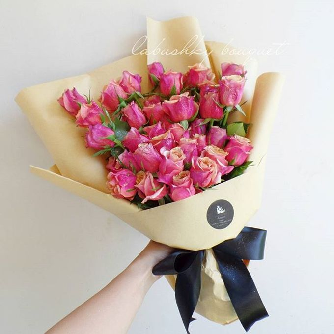 Signature Bouquet by LABUSHKY Bouquet - 004