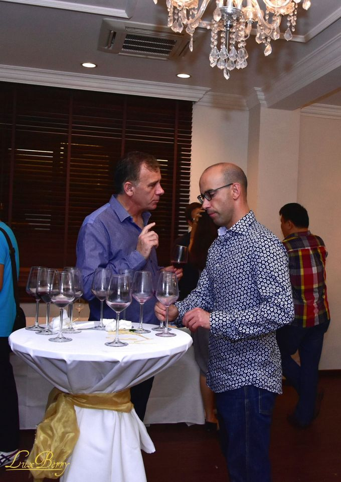 Lux Berry Blue Wine Event Launch by NOX Express - 003
