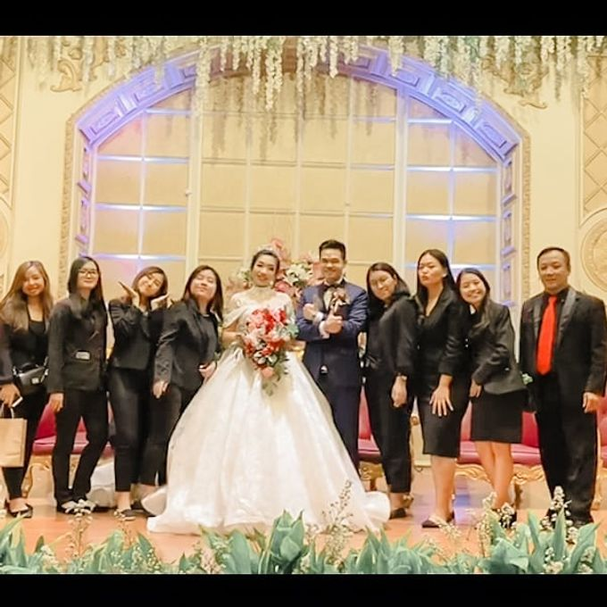 Wedding of Sunarto & Fenny by Sparkling Organizer - 010