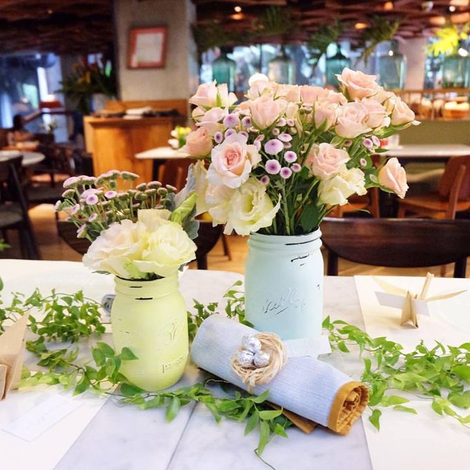Shabby Chic Bridal and Baby Shower by The Bloomingbuds - 002