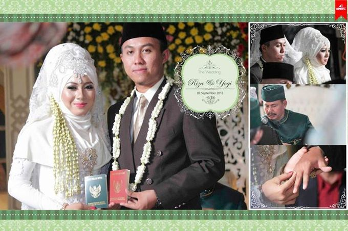 Riza & Yogi [ Wedding Day ] by A-WA-RE Digital Studio - 002