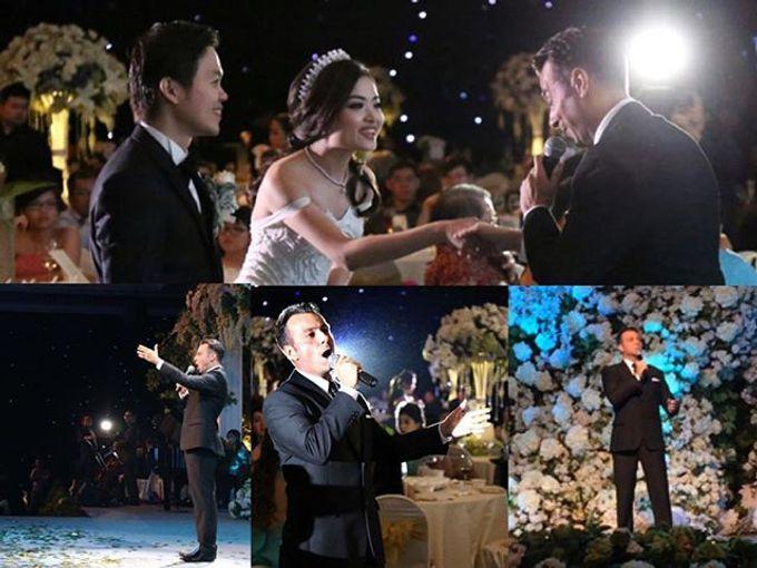 Wedding of Mahendra and Revica by Tarik The Tenor ( The Luxury Entertainment ) - 001
