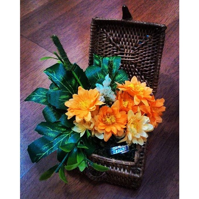 Wedding ring box by Hana Seserahan - 009