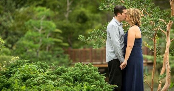 Engagement Photography in Florida by Couture Bridal Photography - 017