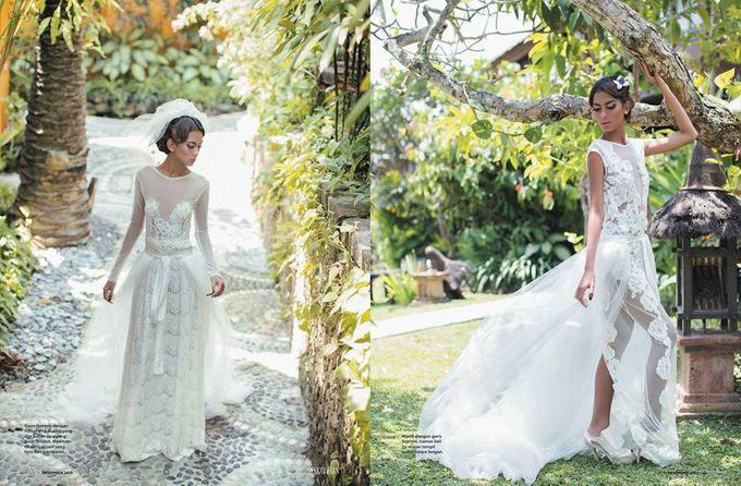 Wedding by Dendy Oktariady Make Up Artist by Ali Charisma - 002