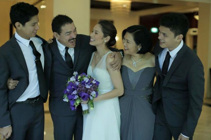MIKE & THERESE WEDDING by Xeng Zulueta Makeup Services - 007
