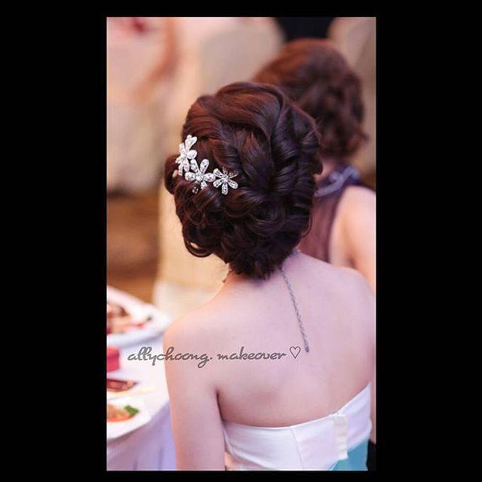 ALLY CHOONG BRIDAL MAKE UP & HAIR STYLING by Ally Choong . Make Over - 002