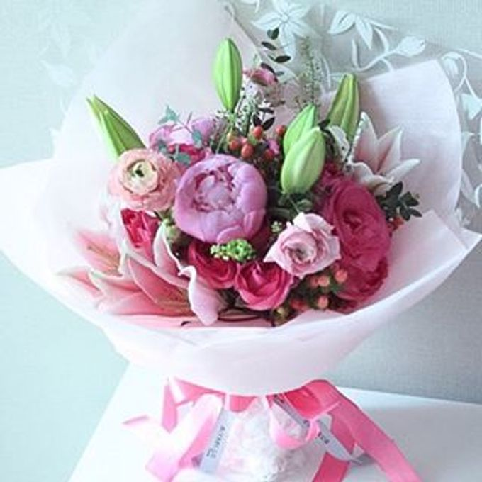 Flower Bouquets by Blooming Elise Flowers - 011