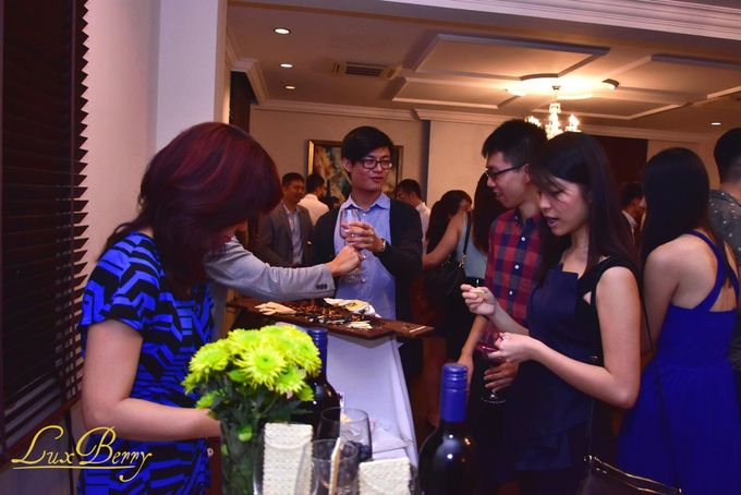 Lux Berry Blue Wine Event Launch by NOX Express - 009
