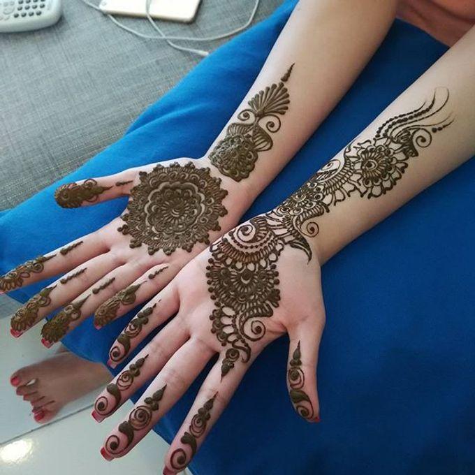 Henna for Events - Group  by Nakreze Mehndi - 017